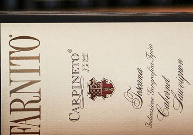 Super Tuscan Wines | Discovering Farnito