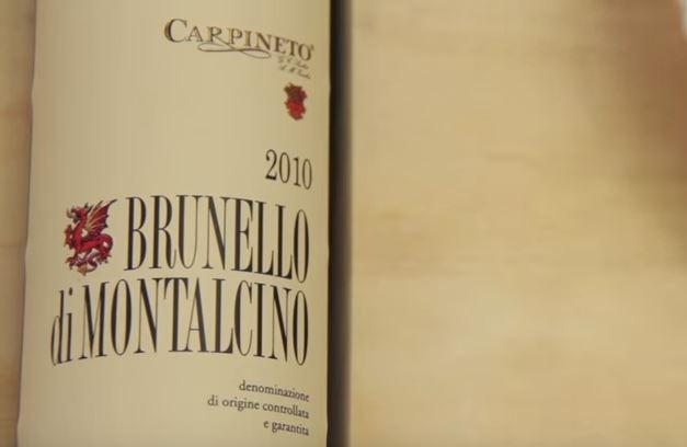 Best Brunello di Montalcino Wine Pairings