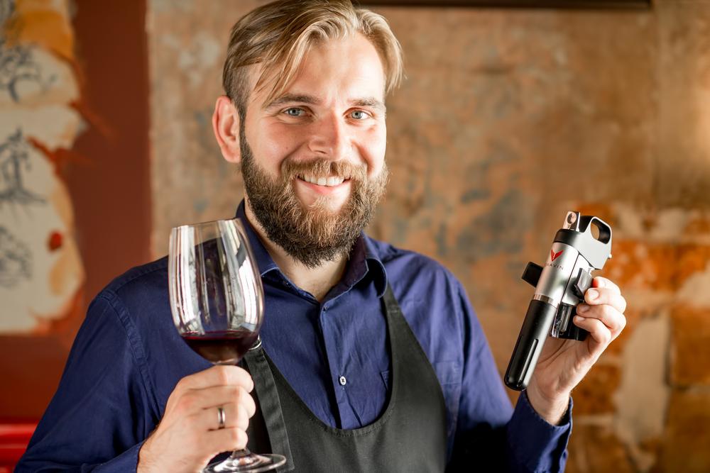 Coravin: l'accessorio che mantiene i tuoi vini preferiti