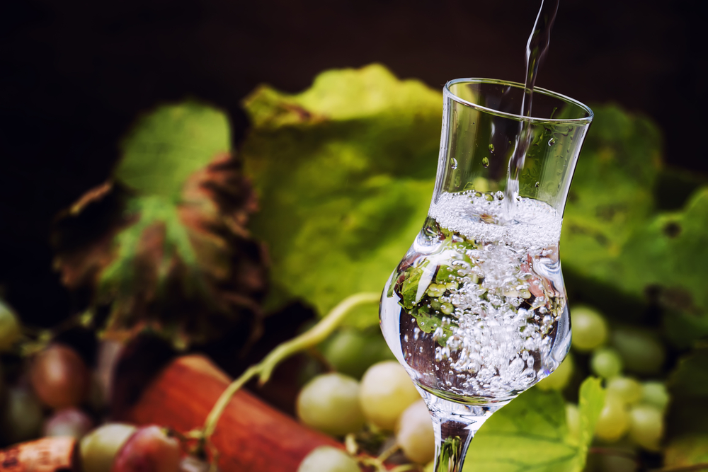 Grappa e Acquavite d'uva: trova le differenze