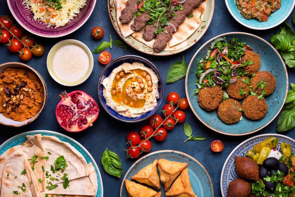 Middle Eastern Food and Wine Pairing