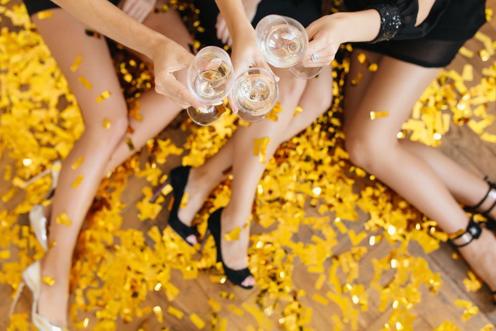 Accessori per il vino di Cuori senza età (The Golden Girls)