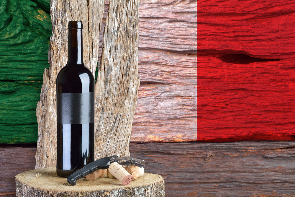 Italy, France & Spain: The Wine Trio