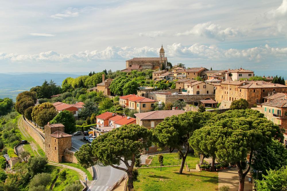 Montalcino: la terra del vino