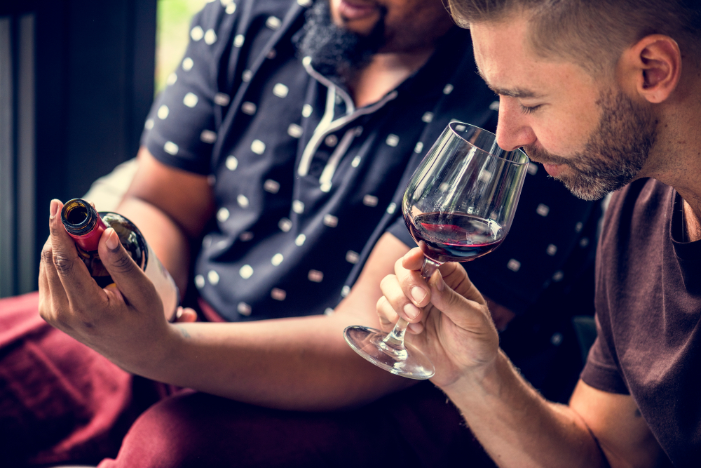 Wine Sensations | A Question of Touch
