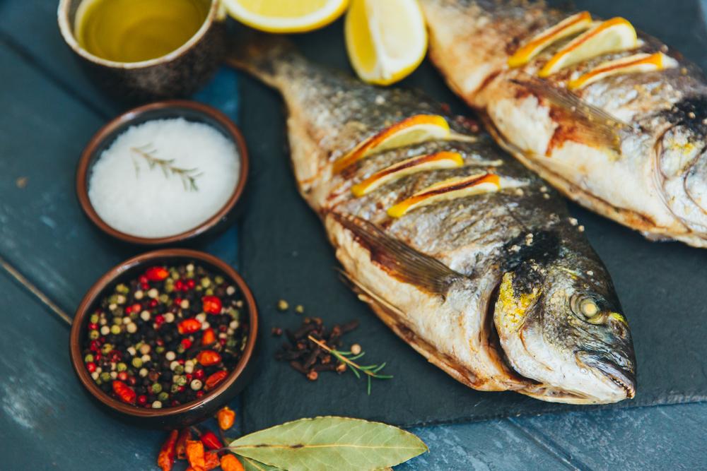 5 pesci perfetti per le grigliate estive