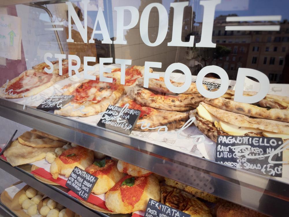 Cosa abbinare con lo street food
