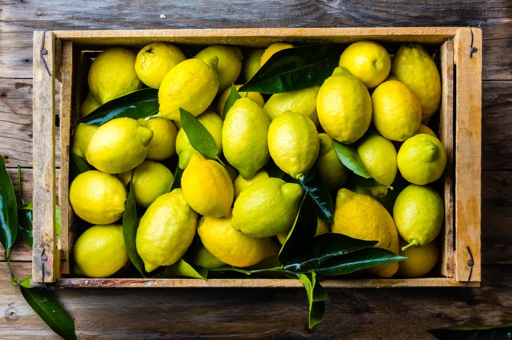 Gli abbinamenti impossibili: vino e limone