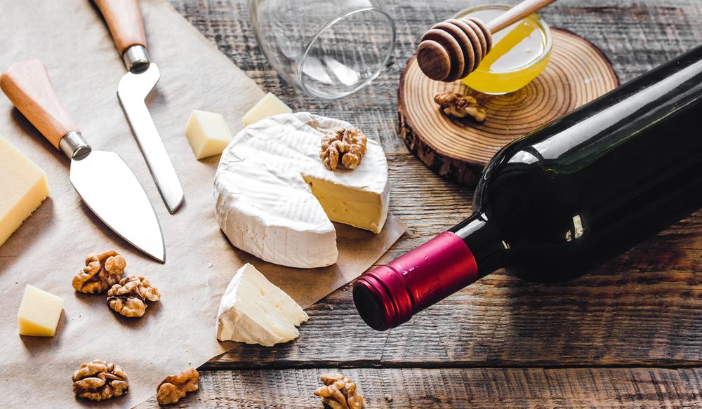 Vino e formaggio: come abbinarli