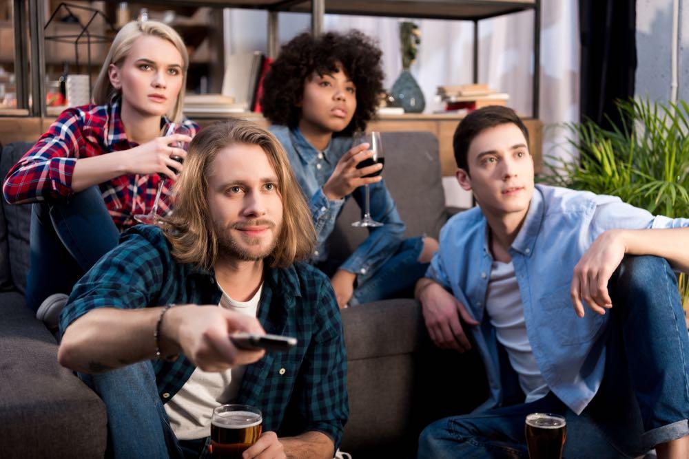 3 vini per le migliori serie Netflix