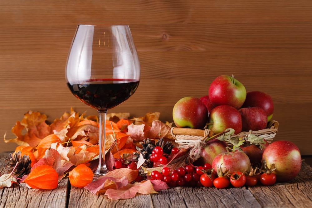 I 6 migliori vini per l'autunno 2018