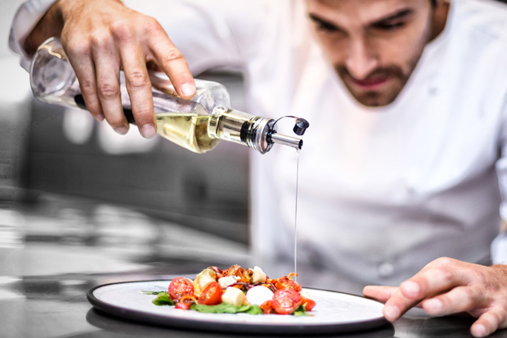 Did You Know? Olive Oil Sommeliers