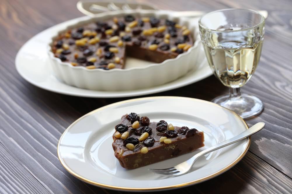 La ricetta del Castagnaccio toscano