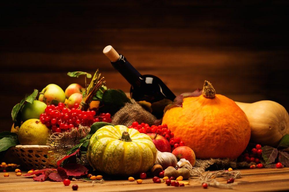 Best Thanksgiving Dinner Wines