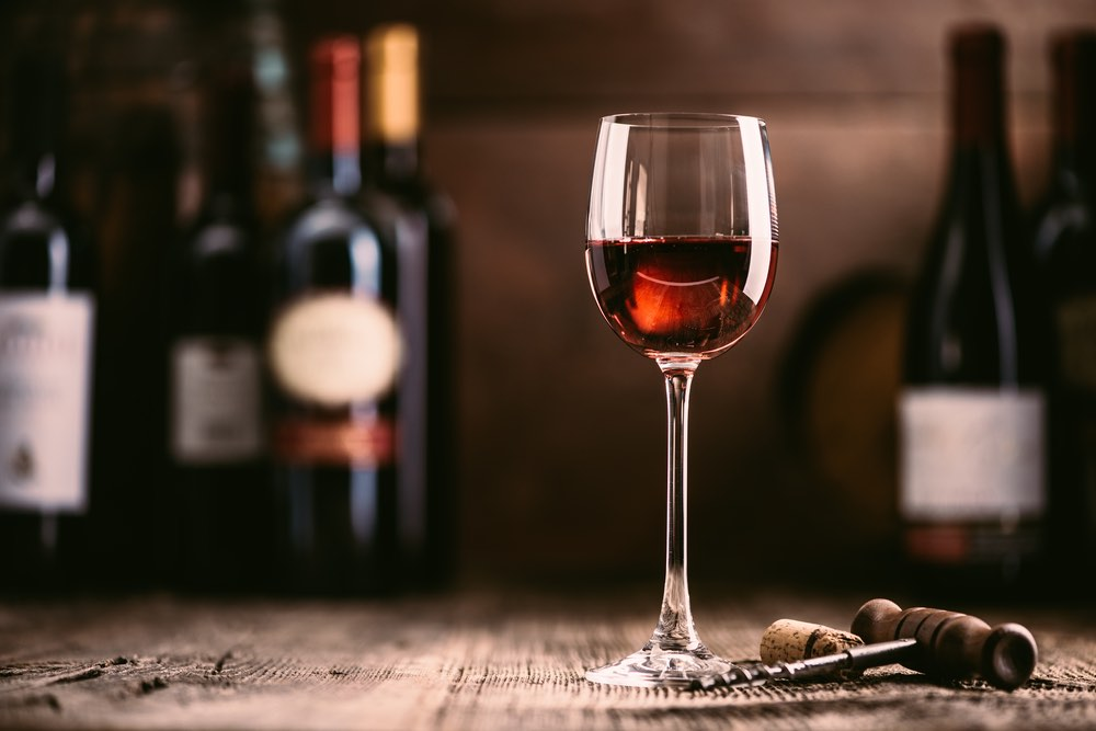 Let It Wine Fact – Wine Was Once Medicine