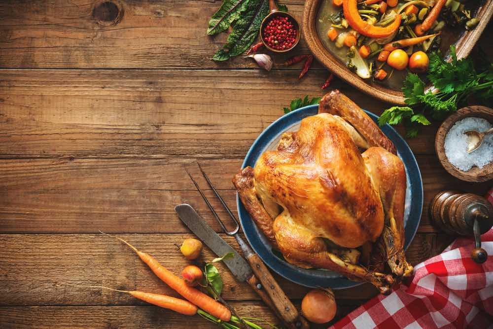 Tacchino del Ringraziamento: la ricetta italiana per un ripieno coi fiocchi