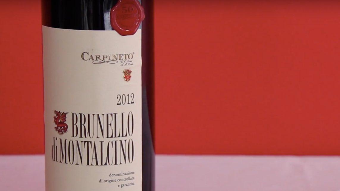 Wine Tasting - Brunello di Montalcino D.O.C.G