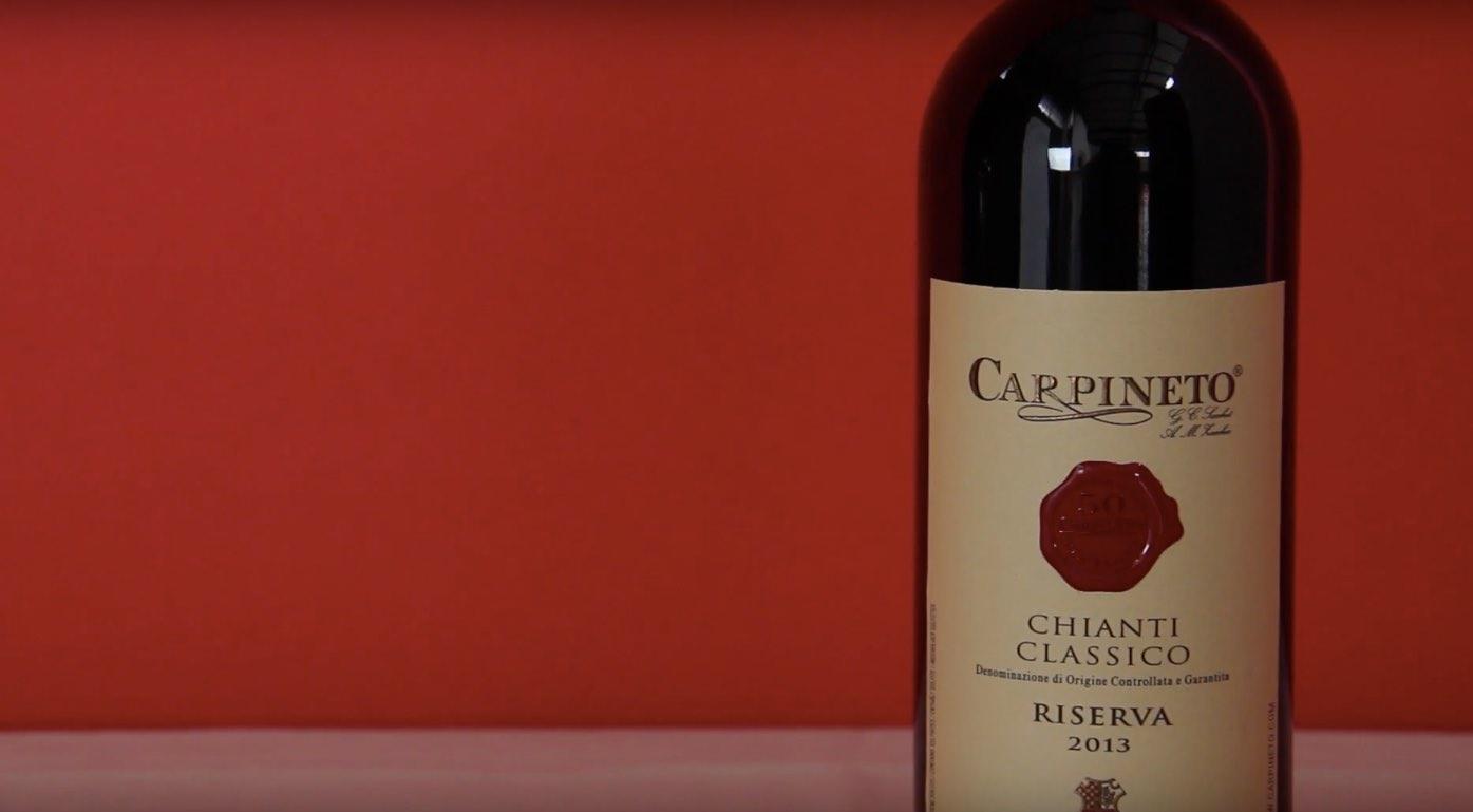 Wine tasting - Chianti Classico Riserva D.O.C.G.