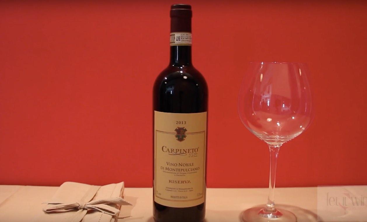 Wine tasting - Vino Nobile di Montepulciano Riserva D.O.C.G.