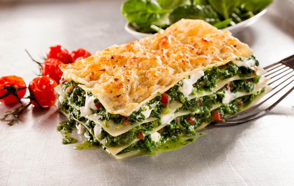 Lasagna vegetale: una ricetta buonissima e leggera