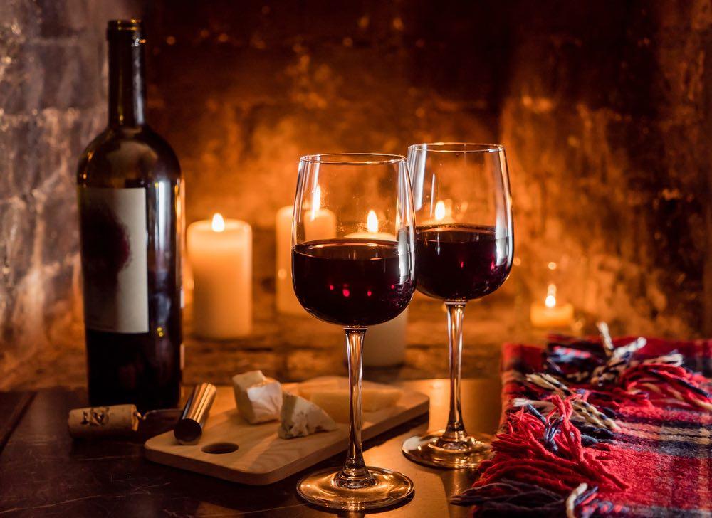 Le proprietà terapeutiche del vino contro l'inverno