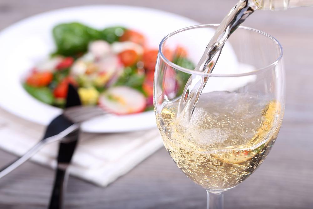 Abbinare il vino alle verdure di primavera