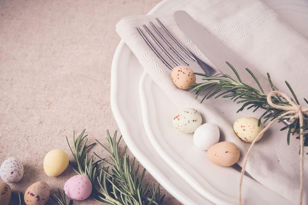 Easter Lunch:  A Seasonal Tuscan Easter Menu