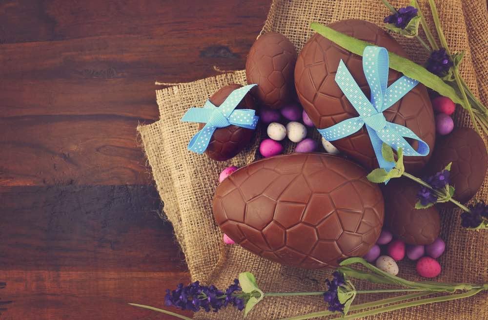 """Gli abbinamenti """"impossibili"""": uova di Pasqua e vino"""