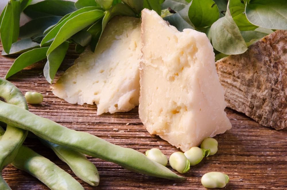 Pecorino & Fava Beans: Italian Traditions