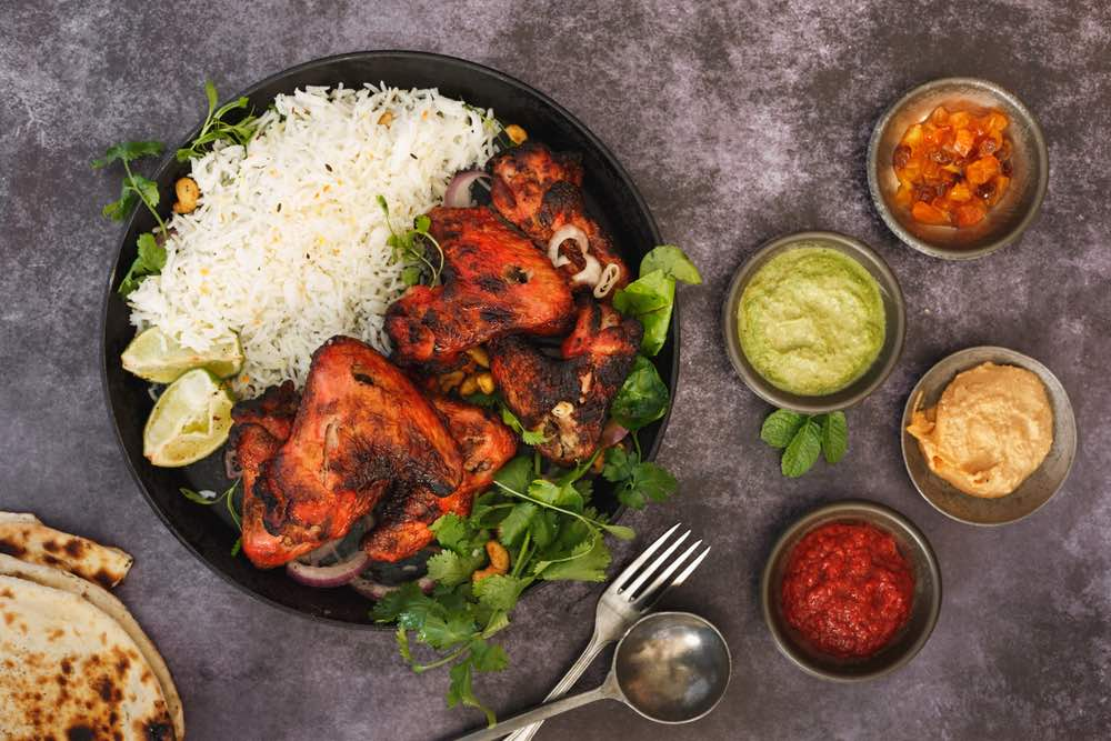 Best Chicken Tandoori Recipe