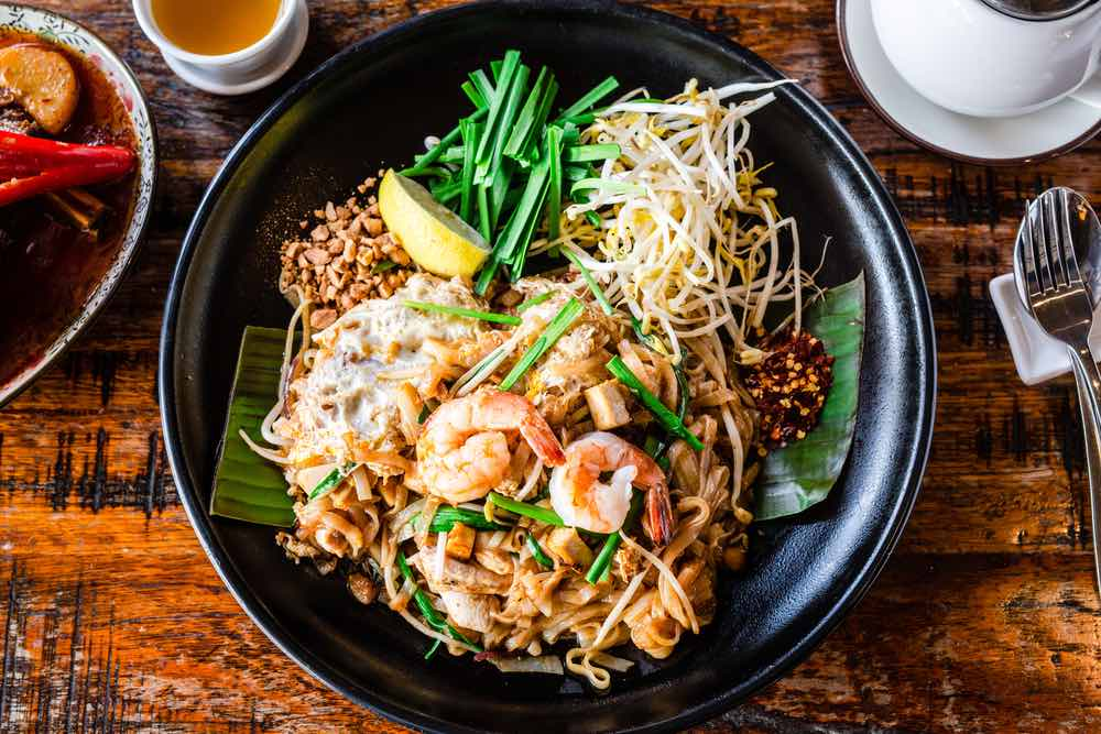 The Ultimate Pad Thai Recipe