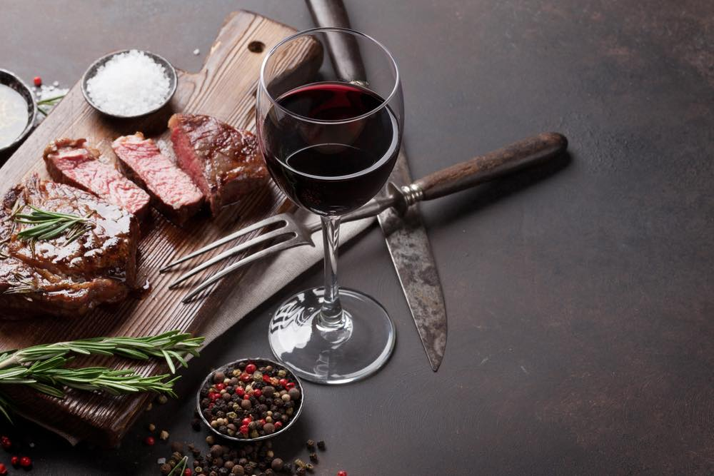 Best BBQ Wines:  what to drink with barbecue foods