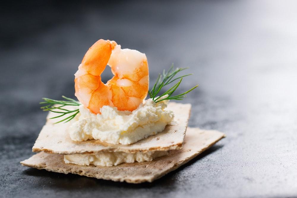 3 Recipe Variations of Shrimp Canapes