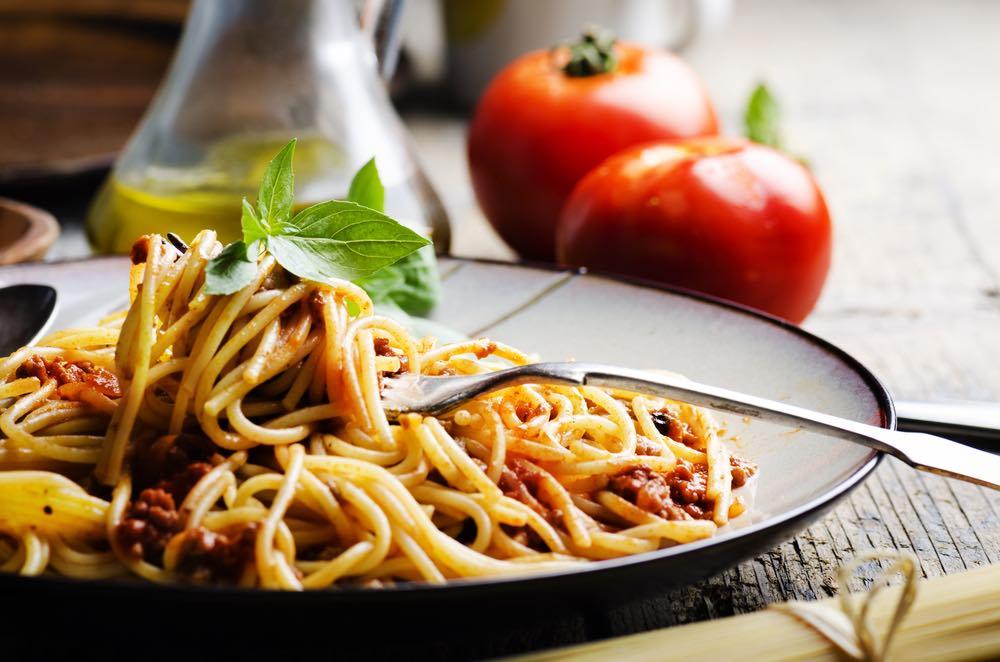 La ricetta degli spaghetti al Chianti