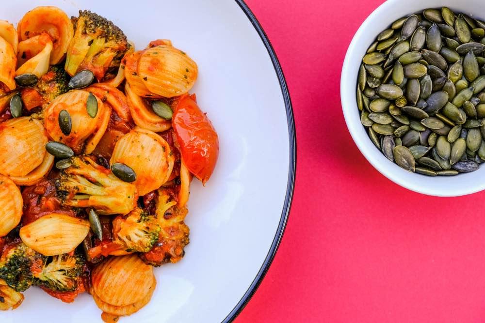 Orecchiette, Pumpkin, and Pancetta Recipe