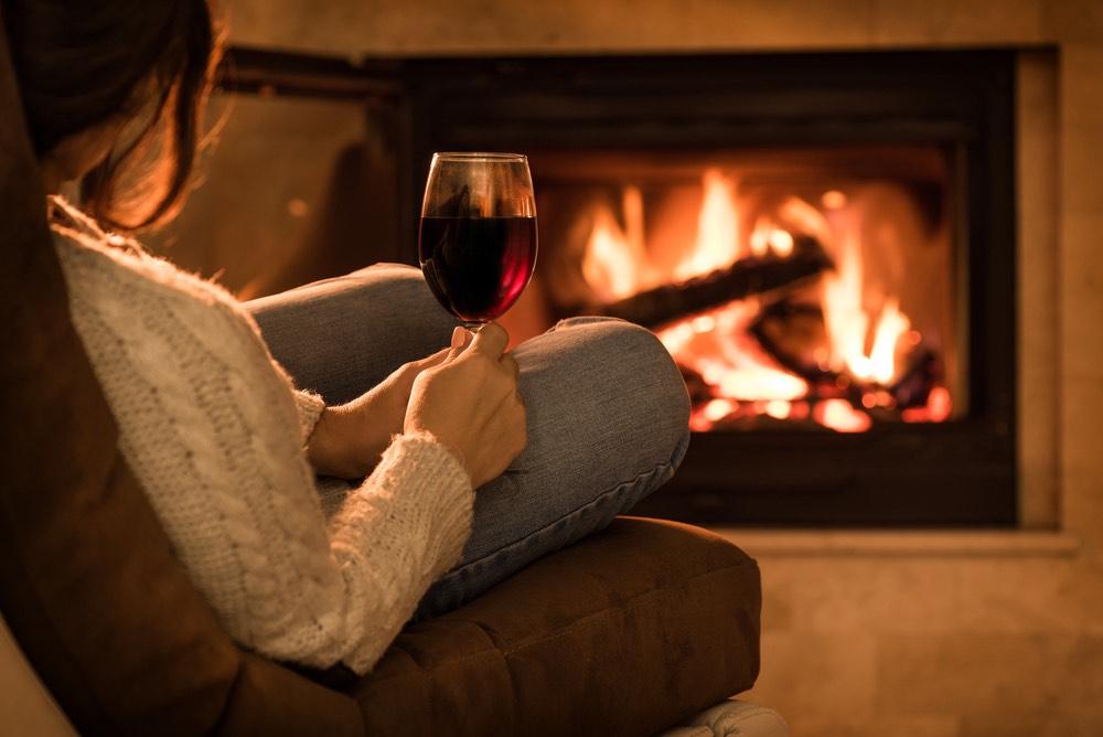 Il vino riscalda?