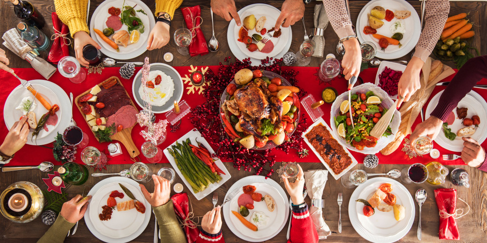 What to Bring to Your Holiday Potluck Dinner