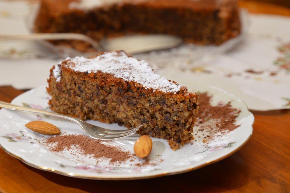 La ricetta della torta caprese