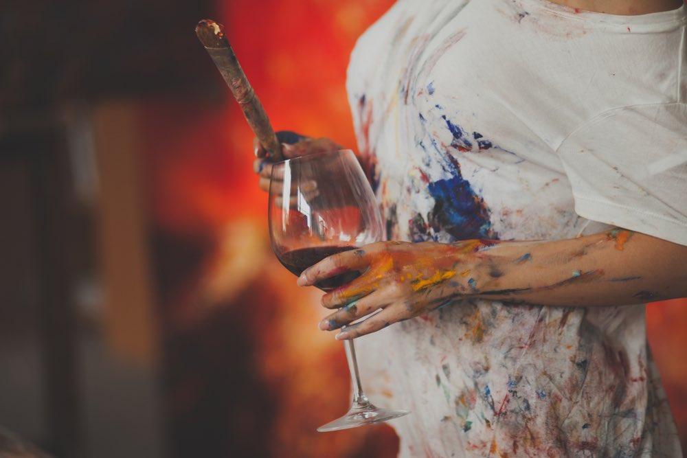 Vino e pittura: una relazione immortale