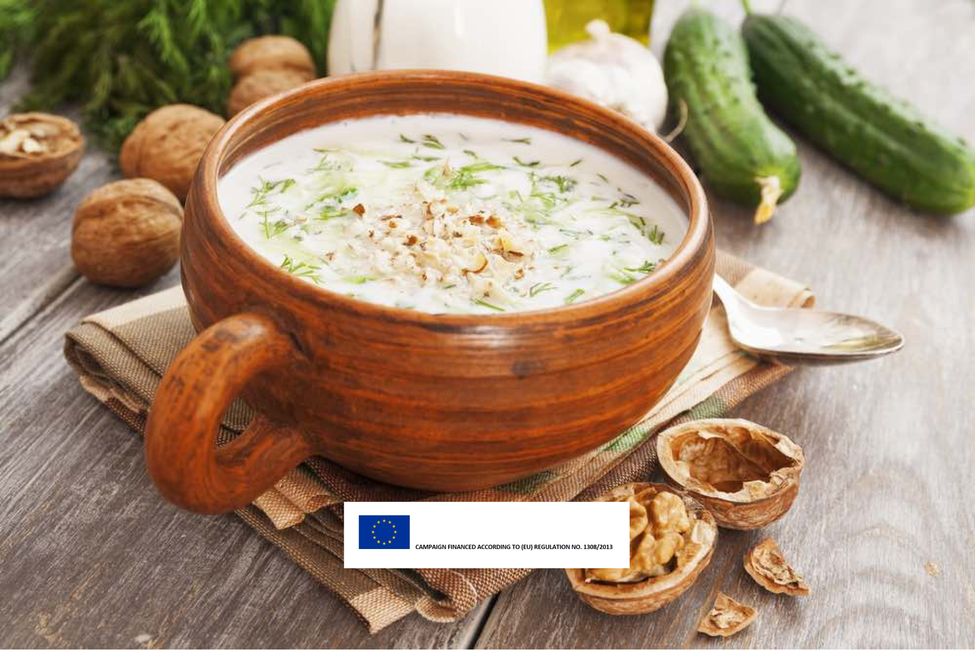 Walnut Soup Recipe: Seasonal Soups