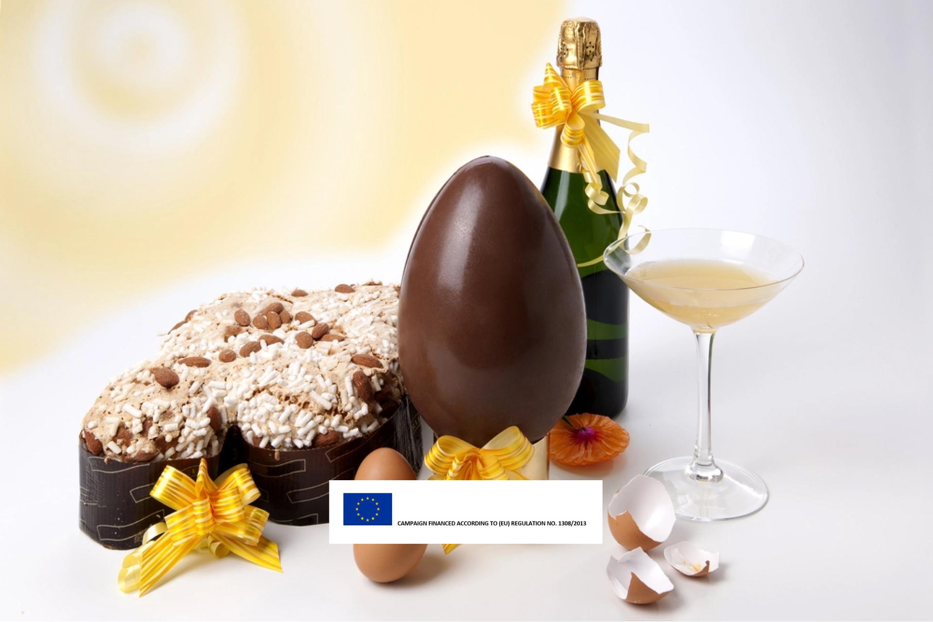 Italian Easter Egg Tradition & Wine Pairings