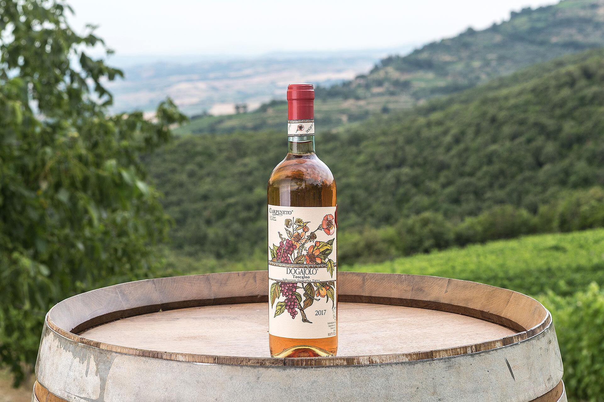Dogajolo Toscano Rosato I.G.T: il vino perfetto per brindare alle Mamme