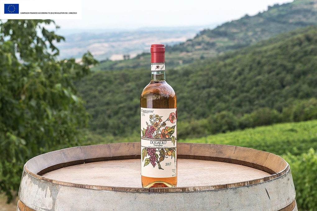 Tuscan Summer in a Glass