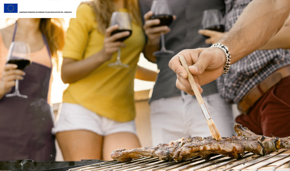 Best Wines for a Grill Out | Barbecue Drinks
