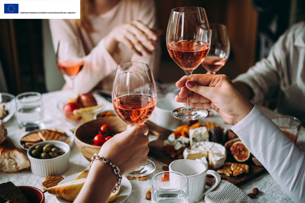 Rosato & Rosé Wine & Food Pairings
