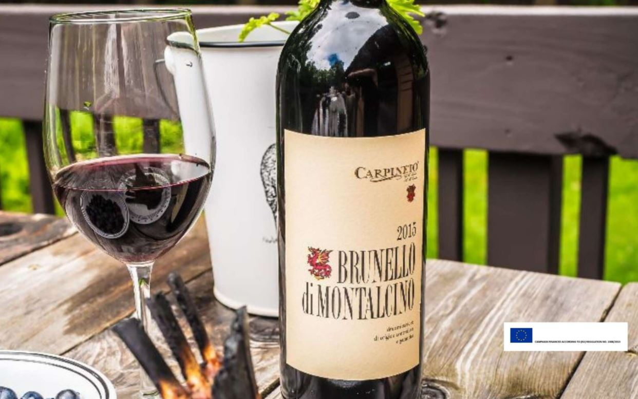 The Pure Expression of Sangiovese – Brunello di Montalcino
